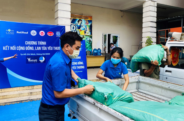 Novaland tặng trang thiết bị y tế đến Bệnh viện Nhân dân 115 - Ảnh 3.