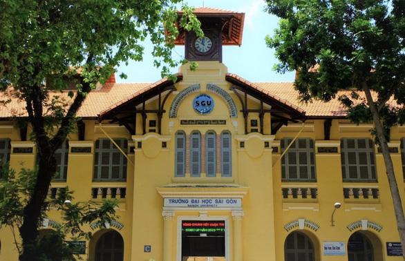Điểm sàn Đại học Sài Gòn từ 16 đến 21 - Ảnh 1.
