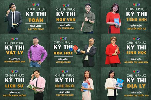 K+ mở sóng kênh VTV7 hỗ trợ đào tạo giáo dục trực tuyến - Ảnh 1.