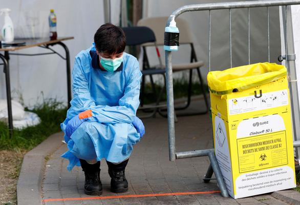 Dịch COVID-19 chiều 18-4: Việt Nam tiếp tục không có ca bệnh mới, Singapore tăng kỷ lục - Ảnh 4.