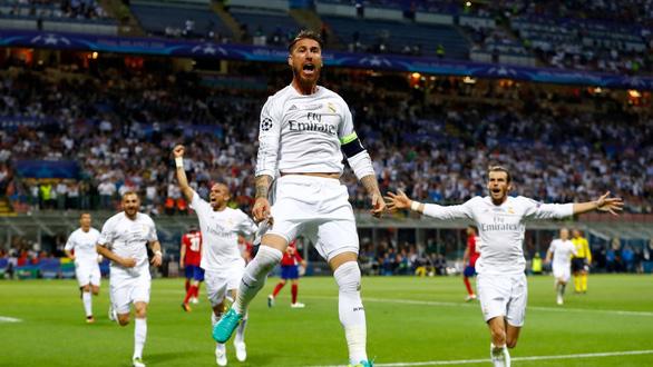 Champions League đá một lượt: Kẻ cười, người mếu - Ảnh 1.