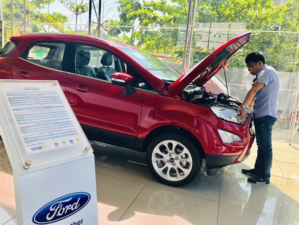 Ford, Honda, Mitsubishi triệu hồi hàng ngàn xe dính lỗi ở Việt Nam - Ảnh 1.