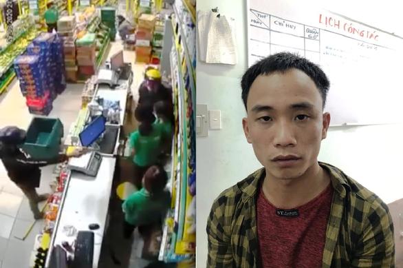 Hành trình truy bắt 3 nghi can cướp tài sản tại cửa hàng Bách hóa Xanh - Ảnh 1.