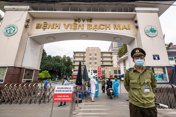 Dừng tăng viện phí tại Bệnh viện Bạch Mai - Ảnh 1.