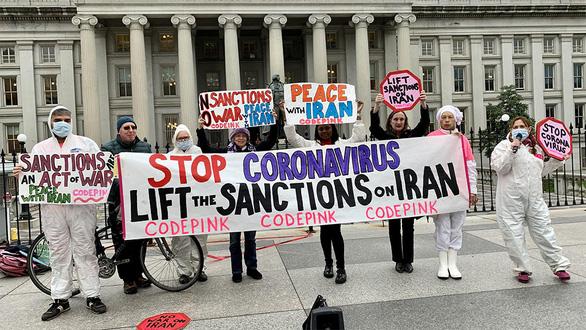 Liên Hiệp Quốc kêu gọi bỏ trừng phạt, Mỹ đáp lời? - Ảnh 1.