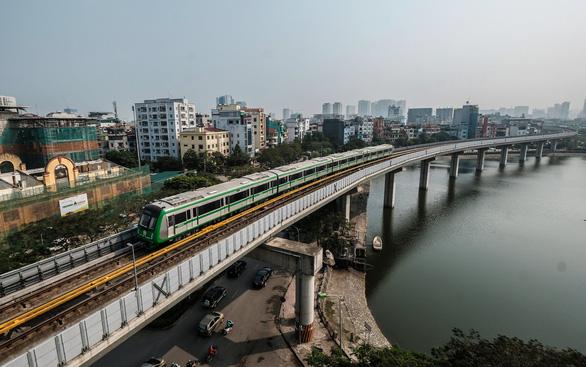 Lập tổ công tác tháo gỡ vướng mắc dự án đường sắt Cát Linh - Hà Đông - Ảnh 1.