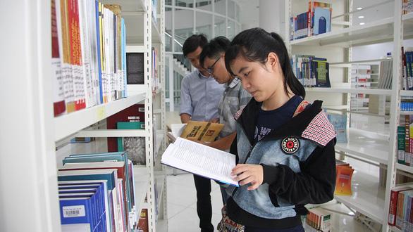 Tự học hiệu quả - Thư viện và khu vườn - Ảnh 1.