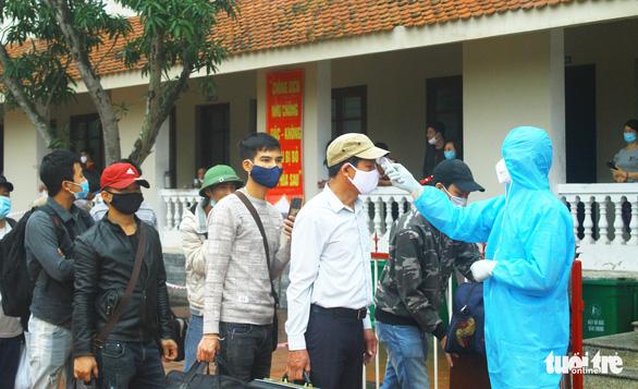 Không có chuyện 'phong tỏa tuyệt đối' hai thôn ở Nghệ An - Ảnh 1.