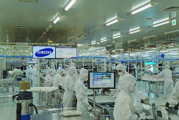 Samsung Việt Nam giảm mục tiêu xuất khẩu 5,8 tỉ USD do dịch bệnh - Ảnh 1.
