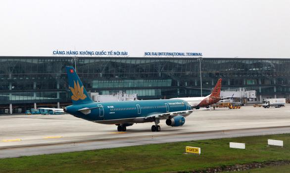 Các bộ đồng ý việc mở rộng nhà ga T2 sân bay Nội Bài - Ảnh 1.