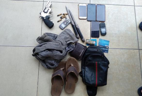 Hành trình truy bắt 3 nghi can cướp tài sản tại cửa hàng Bách hóa Xanh - Ảnh 4.