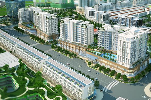 Bộ Xây dựng lo thị trường bất động sản suy giảm mạnh - Ảnh 1.