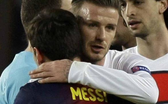David Beckham: Messi ở đẳng cấp cao hơn so với Ronaldo - Ảnh 1.