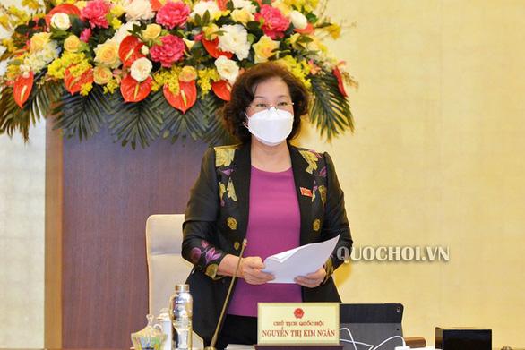 Chủ tịch Quốc hội đề nghị nghiên cứu thành lập Bộ Thanh niên - Ảnh 1.