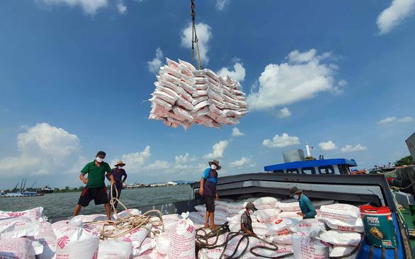 Tạm ứng hạn ngạch 100.000 tấn gạo để gỡ khó cho doanh nghiệp xuất khẩu - Ảnh 3.