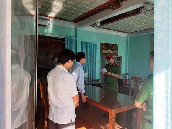 Kiểm tra trách nhiệm trưởng Ban dân vận Tỉnh ủy Gia Lai - Ảnh 1.