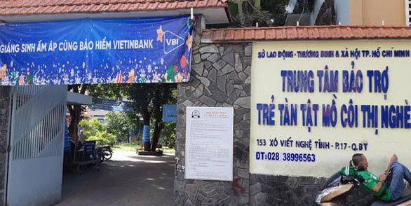Trung tâm Bảo trợ Thị Nghè chia chác 760 triệu đồng từ thiện ngoài sổ sách - Ảnh 1.