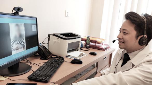 Vinmec  triển khai dịch vụ chăm sóc sức khỏe từ xa - Ảnh 1.
