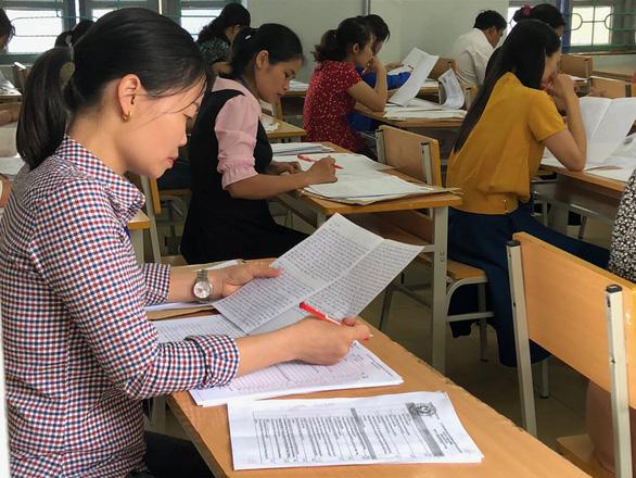 Thư đăng Facebook của một thầy giáo: Mong vẫn tổ chức thi THPT quốc gia - Ảnh 1.