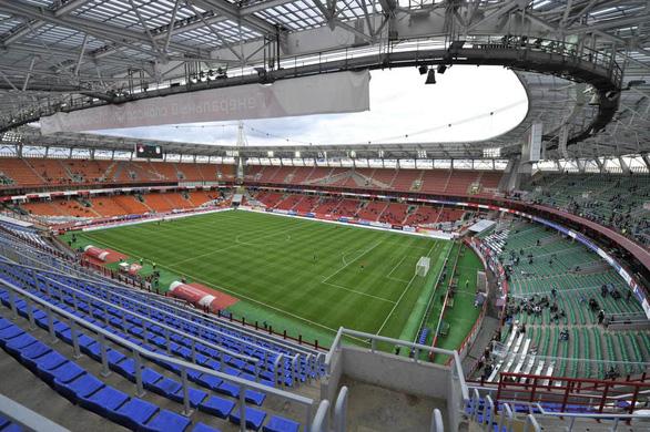 Hậu vệ đội Lokomotiv tử vong khi tập luyện một mình - Ảnh 1.