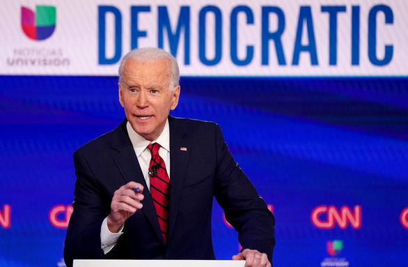 Michelle Obama có thể trở thành phó tổng thống của ông Joe Biden? - Ảnh 2.