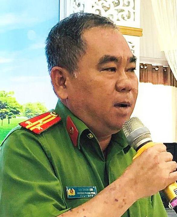 Cách chức thêm 2 trưởng phòng cảnh sát điều tra thuộc Công an Đồng Nai - Ảnh 1.