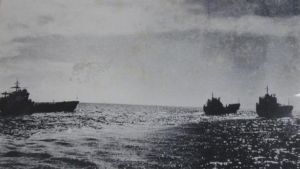 Trường Sa, tháng 4 lịch sử 1975 - Kỳ 1: 3 con tàu bí mật - Ảnh 2.