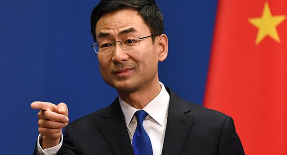 Trung Quốc nói đơn kiện từ Mỹ vô lý, Mỹ nên lo chống dịch cứu người - Ảnh 1.