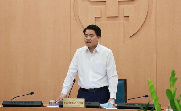 Hà Nội cho 28 quận huyện kinh doanh trở lại, trừ Mê Linh, Thường Tín - Ảnh 1.