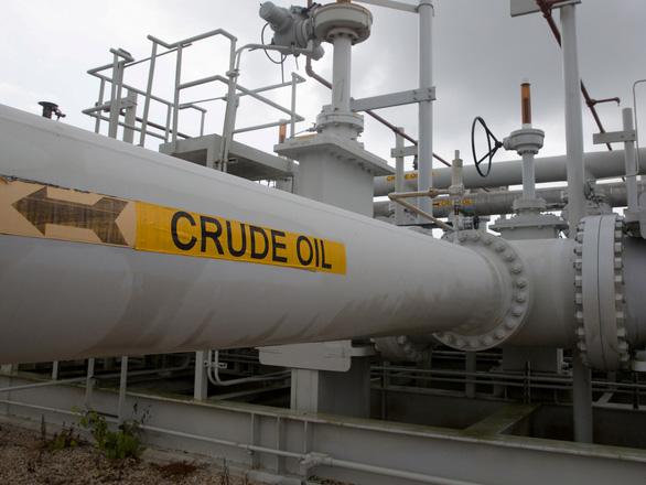 Giá dầu ngày 22-4 hồi phục đôi chút sau 2 ngày giảm mạnh - Ảnh 1.