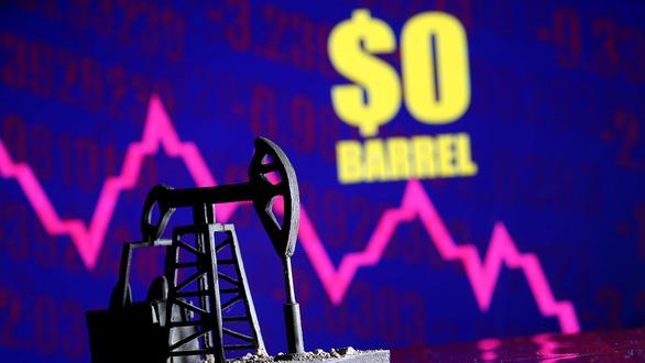 Kinh tế toàn cầu chịu cú sốc nếu phớt lờ giá dầu - Ảnh 1.