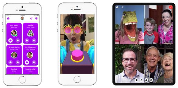 Facebook Messenger Kids cho trẻ em chính thức có mặt tại Việt Nam - Ảnh 1.