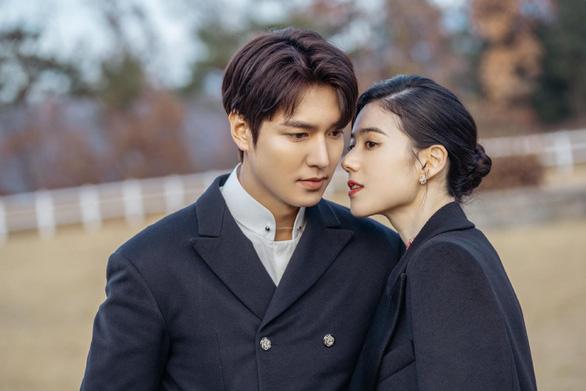Quân vương bất diệt: Lee Min Ho vừa đẹp trai vừa... nhạt - Ảnh 12.