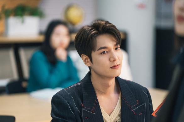 Quân vương bất diệt: Lee Min Ho vừa đẹp trai vừa... nhạt - Ảnh 4.