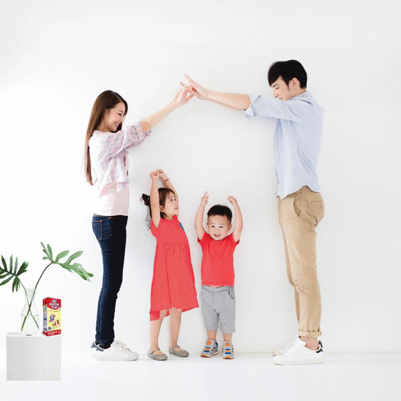 Bí quyết tăng sức đề kháng cho trẻ suy dinh dưỡng thấp còi - Ảnh 1.