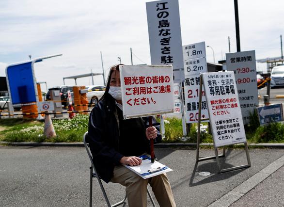 Dịch COVID-19 chiều 23-4: Nhật Bản vượt mốc 12.600 ca, Singapore hơn 11.000 ca - Ảnh 2.
