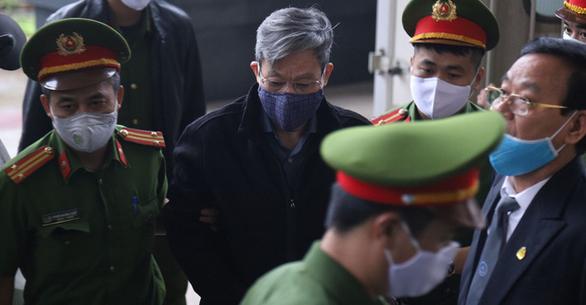 Ông Nguyễn Bắc Son: Tôi đã có đơn xin hoãn phiên tòa vì lý do sức khỏe - Ảnh 1.