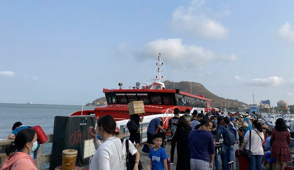 Bà Rịa - Vũng Tàu: cho phép hoạt động vận tải trở lại bình thường - Ảnh 1.