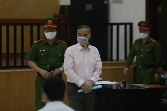Ông Nguyễn Bắc Son: Tôi đã có đơn xin hoãn phiên tòa vì lý do sức khỏe - Ảnh 2.