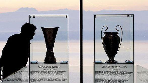Champions League và Europa League sẽ diễn ra trong tháng 8 - Ảnh 1.