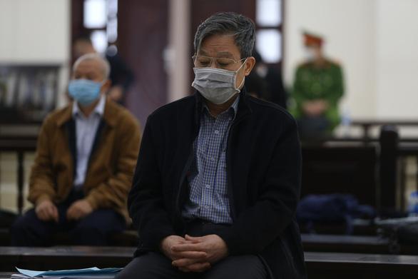 Viện kiểm sát đề nghị giữ nguyên mức án chung thân cựu Bộ trưởng Nguyễn Bắc Son - Ảnh 1.