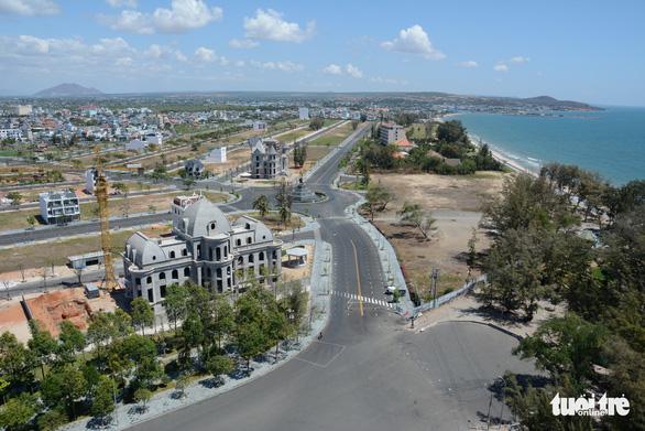 Kiểm tra việc lãnh đạo tỉnh Bình Thuận mua đất tại đô thị du lịch biển Phan Thiết - Ảnh 1.