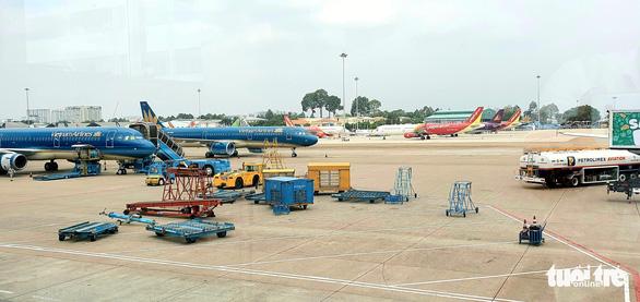 Jetstar Pacific khai thác chuyến bay thấp kỷ lục - Ảnh 1.