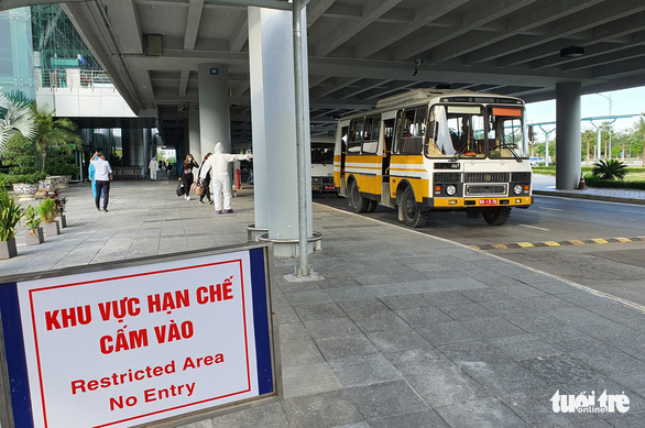Đón 215 công dân từ Singapore về, cách ly tại Cần Thơ - Ảnh 6.