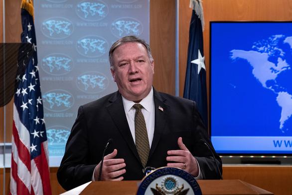 Ngoại trưởng Mỹ: Trung Quốc vừa báo dịch trễ, vừa giấu thông tin với WHO - Ảnh 1.