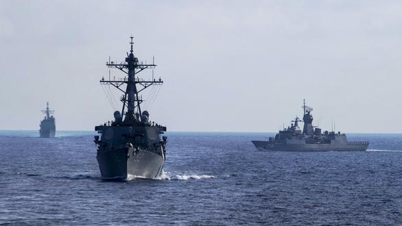 Buộc Trung Quốc chịu trách nhiệm ở Biển Đông - Ảnh 1.