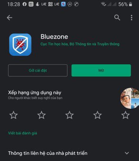 Ứng dụng Bluezone không thu thập dữ liệu về người dùng? - Ảnh 1.