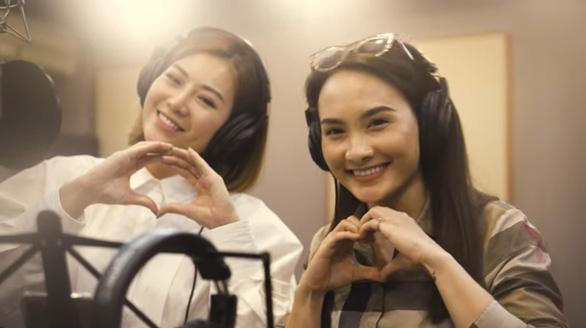 24 nghệ sĩ hát Hòa nhịp con tim, khán giả hát online với Ngọt - Ảnh 3.