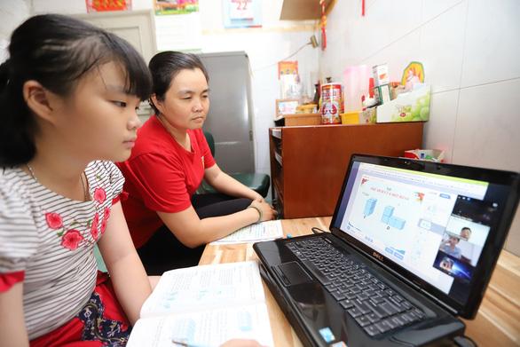 20-50% học sinh ở TP.HCM không học trực tuyến - Ảnh 1.