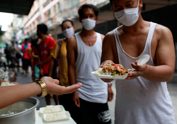 3 lao động người Việt ở Thái Lan được xác định mắc COVID-19 - Ảnh 1.